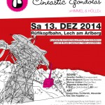 Cineastic Gondolas 2014